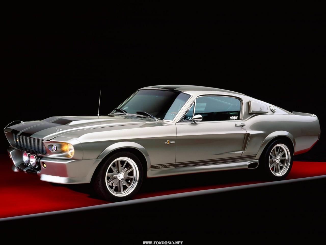 Ford Mustang Shelby Gt500 De Vanzare